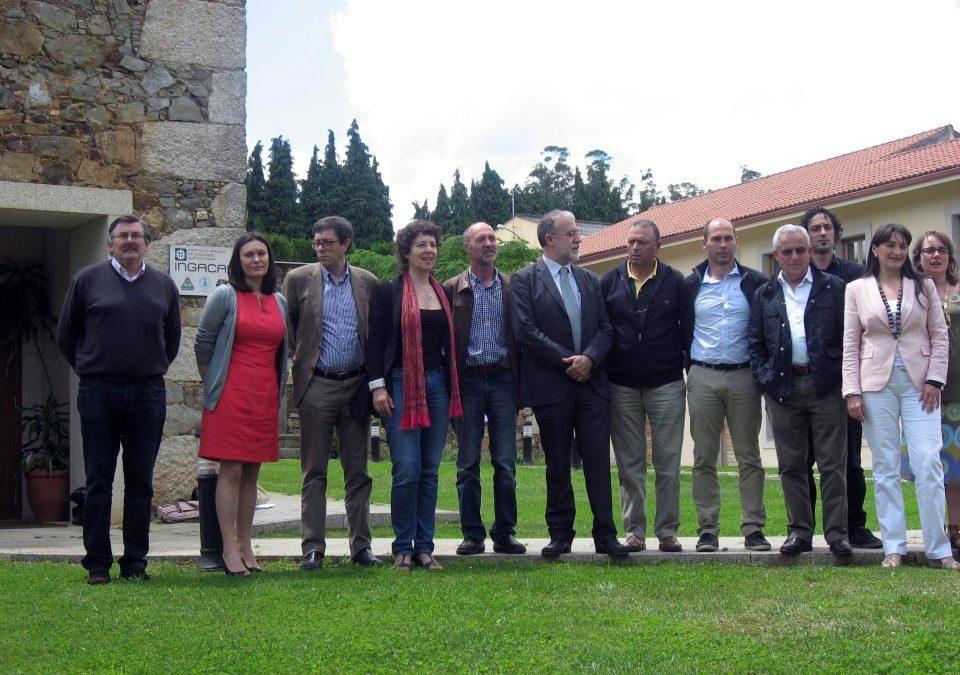 Vocal Pleno C.R. I.X.P. Augardentes e Licores de Galicia