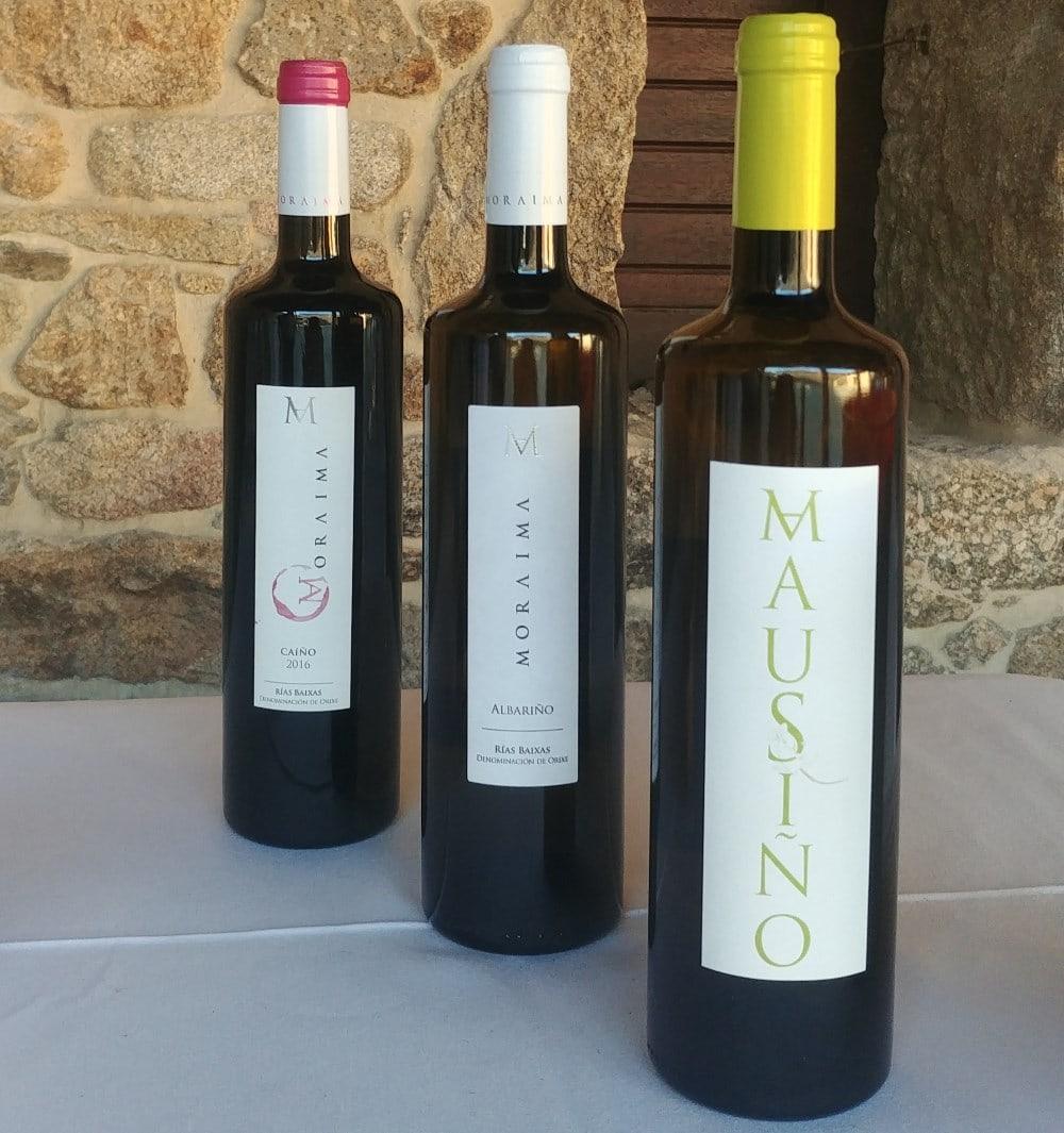 Viños presentado en VIII A Emoción dos Viños 2018