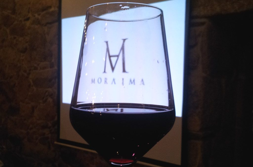 Presentation of our first red wine: Moraima Caíño