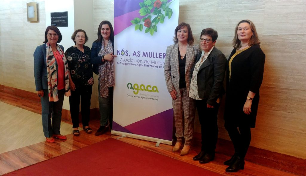 Nos, As Mulleres asociacion de mulleres cooperativas agraoalimentacioas de galicia